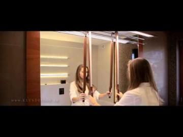 LED Lighting in the Bathroom; Oświetlenie LED w Łazience